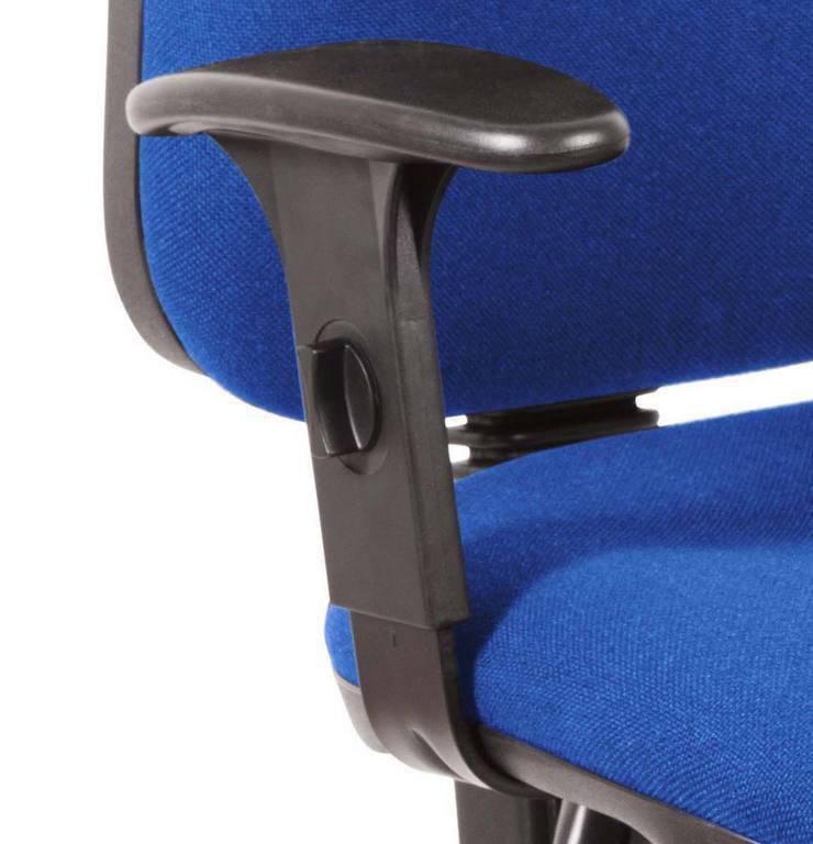 Teknik Office Comfort Height Adjustable Arms