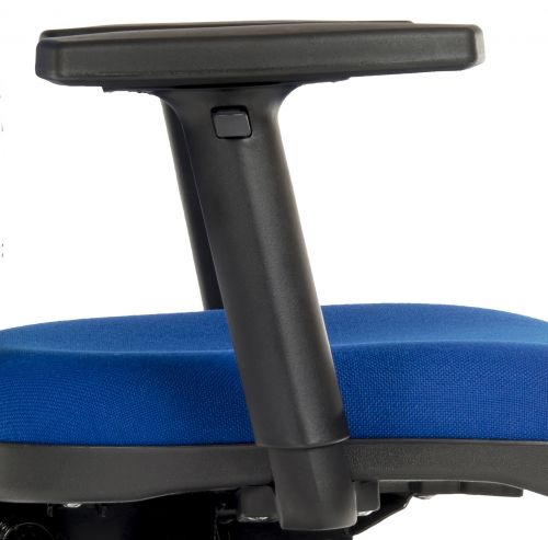 Teknik Office Arms Step Height Adjustable