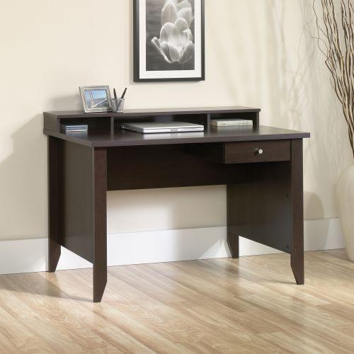 Teknik Office Cinnamon Cherry Effect Home Office Writing Desk