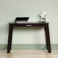 Teknik Office Cinnamon Cherry Effect Trestle Desk With Stationery Drawer
