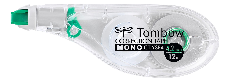 Correction Tape Tombow MONO YSE4 Correction Tape Roller 4.2mmx12m White