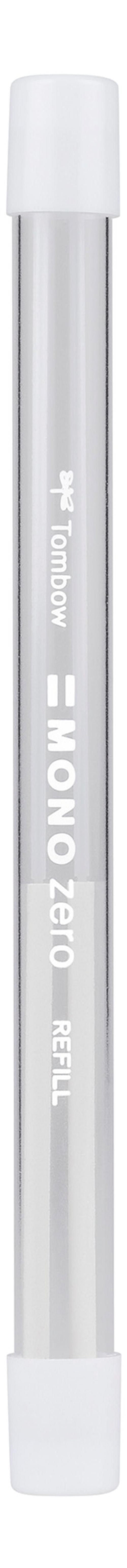 Tombow MONO Zero Refill for Round Tip Eraser White