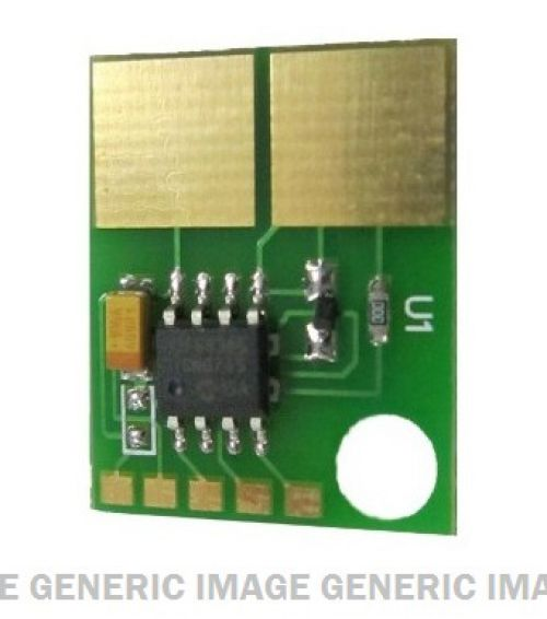 Compatible Konica Minolta Imaging Unit Chip No-Reset C200 Yellow 60000 Page Yield