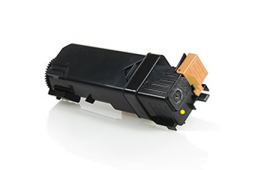 Compatible Xerox Yellow 6500 / 6505 106R01596 2500 Page Yield