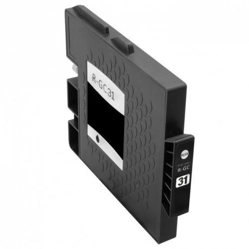 Compatible Ricoh 405688 GC31K Black 1920 Page Yield