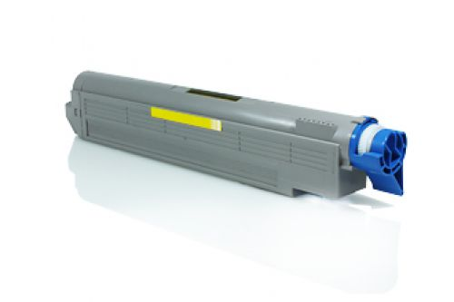 Compatible Oki Yellow C9600/C9650/C9800 Series 42918913 15000 Page Yield