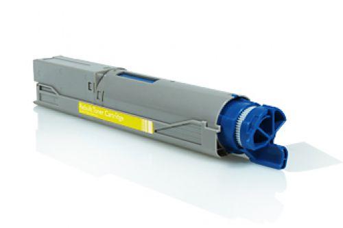 Compatible OKI Yellow C3300 / C3400 / C3600 / C3530 43459329