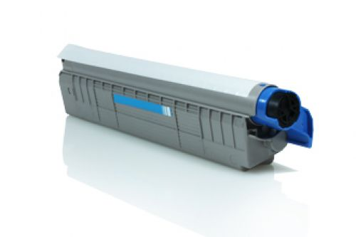 Compatible OKI Cyan 44059107 C810 / C830 8000 Yield