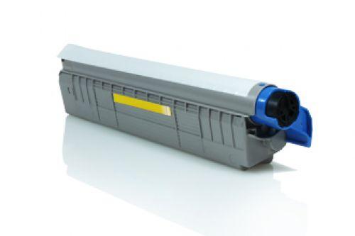 Compatible OKI 44059209 MC860 Yellow Toner 10000 Page Yield
