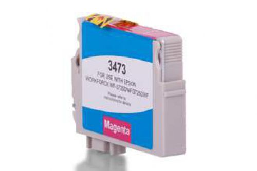 Compatible Epson T3473 34XL Magenta 950 Page Yield
