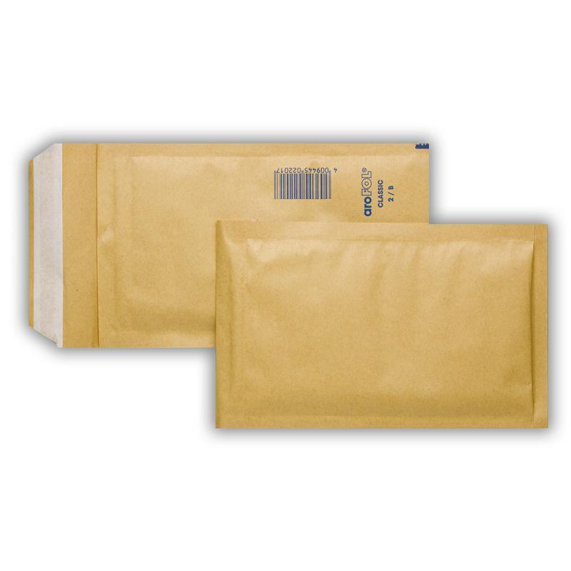 Arofol No.5 Padded Bags, Int. 220x265mm