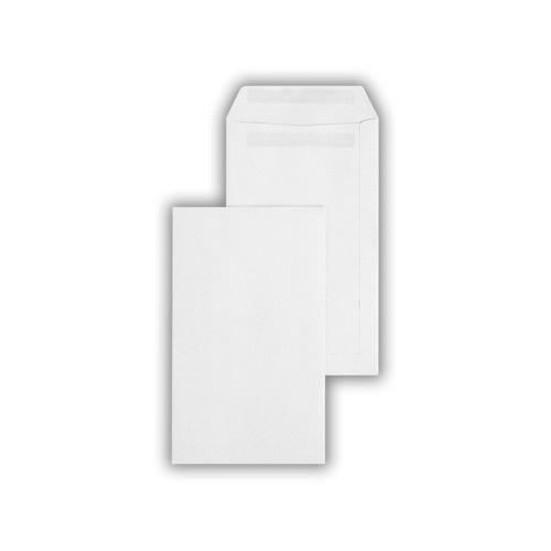5 Star Value Envelope C5 Pocket Self Seal 100gsm White [Pack 500]