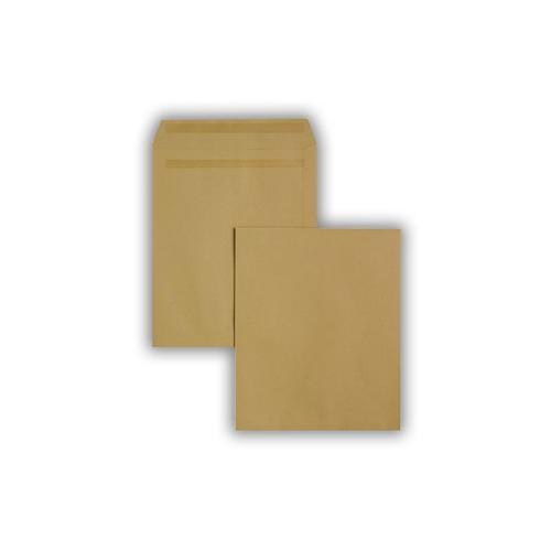 1D56 - 457x324mm 115gsm Manilla Self Seal Pocket 125 Pack