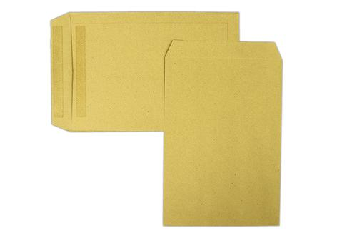 Envelopes C4 manilla self seal 115g