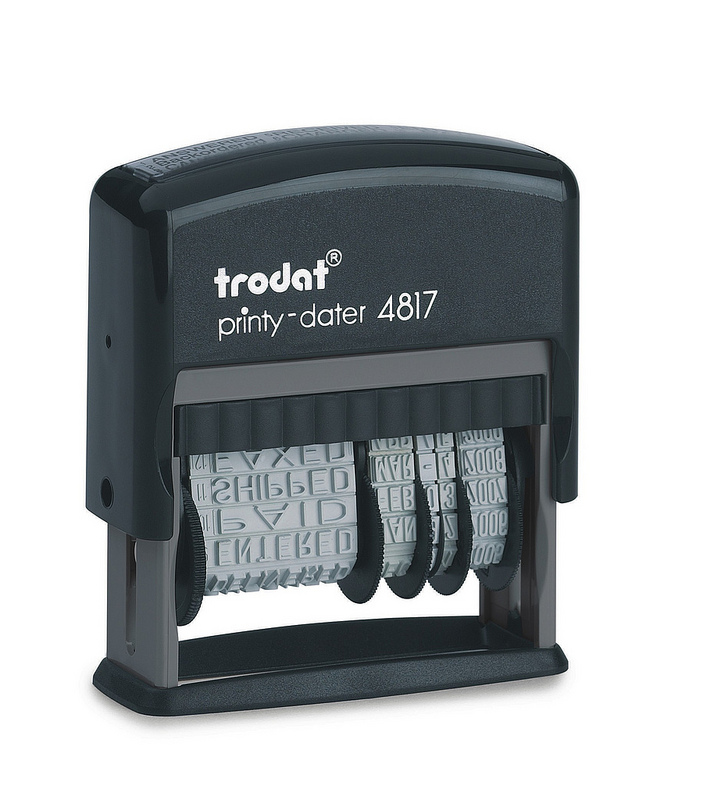 Trodat EcoPrinty 4817 DialAWord Dater