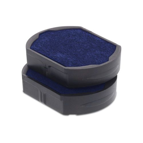 Trodat 6/4612 Replacement Ink Pad For Printy 4612 - Blue (Pack of 2)