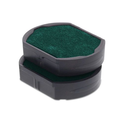 Trodat 6/4612 Replacement Ink Pad For Printy 4612 - Green (Pack of 2)