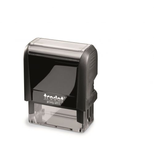 Trodat Printy 4911 PRIVATE & CONFIDENTIAL word stamp. Imprint Area 37 x 12 mm