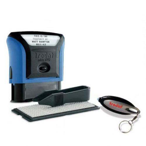 Trodat Printy 4912 Security Marking Stamp Size 47x18mm