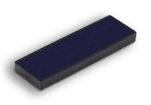 Trodat 6/4918 Replacement Ink pad (Blue) - This ink pad comes in a pack of 2 to extend the life of your Printy 4918 self-inking stamp.