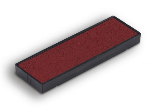 Trodat 6/4918 Replacement Ink pad (Red) - This ink pad comes in a pack of 2 to extend the life of your Printy 4918 self-inking stamp.
