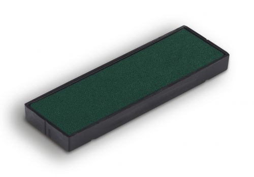 Trodat 6/4918 Replacement Ink pad (Green) - This ink pad comes in a pack of 2 to extend the life of your Printy 4918 self-inking stamp.