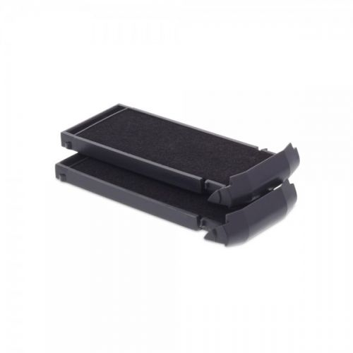 Trodat 6/9412 Replacement Ink pad (Violet) - This ink pad comes in a pack of 2 to extend the life of your Mobile Printy 9412 self-inking stamp.