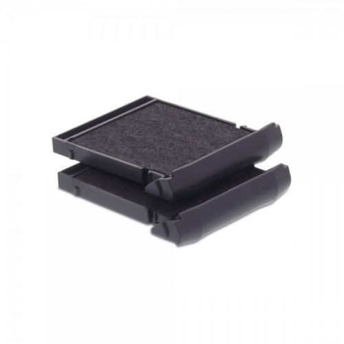 Trodat 6/9430 Replacement Ink pad (Violet) - This ink pad comes in a pack of 2 to extend the life of your Mobile Printy 9430 self-inking stamp.