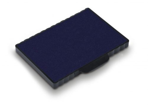 Trodat 6/511 Replacement Ink pad (Blue) - This ink pad comes in a pack of 2 to further extend the life of your Professional 5211 self-inking stamp.