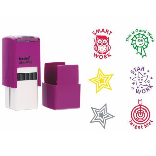 Trodat Teachers Stamp - Box 6