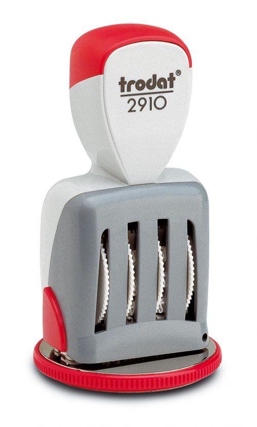 Trodat Classic Line 2910 Time & Date Stamp 24Hr