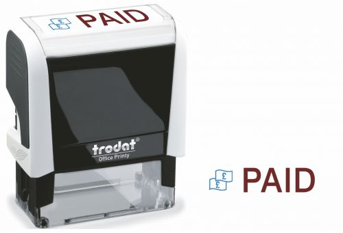 Trodat Office Printy 4912 White PAID