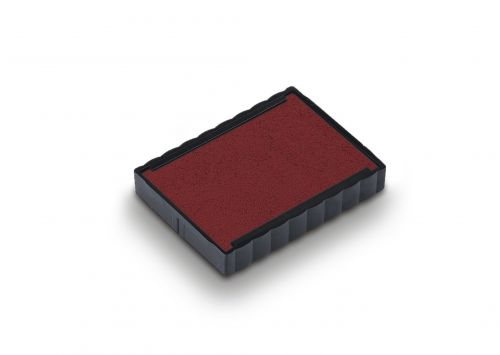 Trodat 6/4750 Replacement Ink Pad For Printy 4750 Red Code