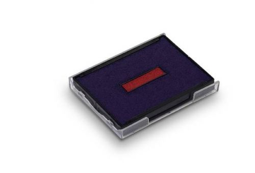 Trodat 6/4927 Replacement Ink Pad For Printy 4927 - Red / Blue (Pack of 2)