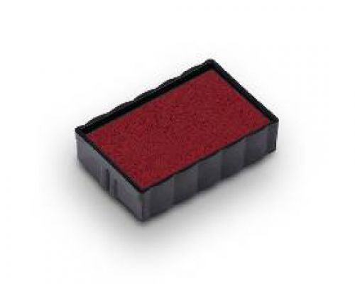 Trodat 6/4850 Replacement Ink Pad For Printy 4850 and 4850L - Red (Pack of 2)