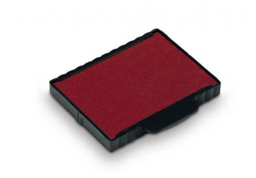 Trodat 6/57 Replacement Ink Pad For Professional 5207 And 5440 - Red (Pack of 2)