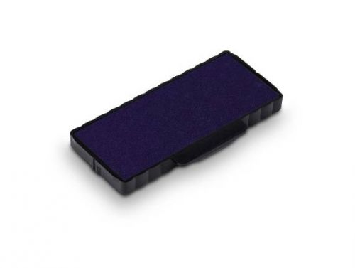 Trodat 6/55 Replacement Ink Pad For Professional 5205 - Blue (Pack of 2)