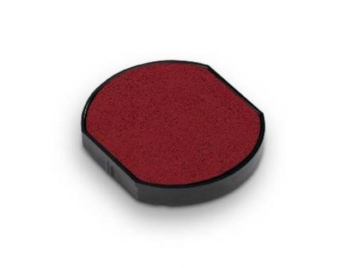 Trodat 6/46040 Replacement Ink Pad For Printy 46040 - Red (Pack of 2)