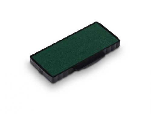 Trodat 6/55 Replacement Ink Pad For Professional 5205 - Green (Pack of 2)