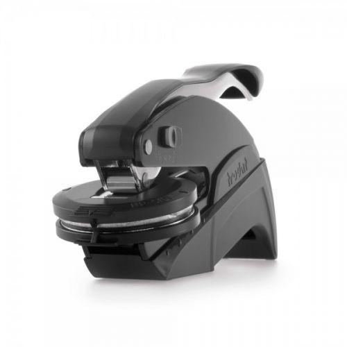 Trodat Ideal Seal Embossing Press - 51 mm Dia - Custom Design