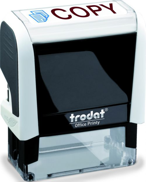 Trodat Office Printy 4912 White COPY
