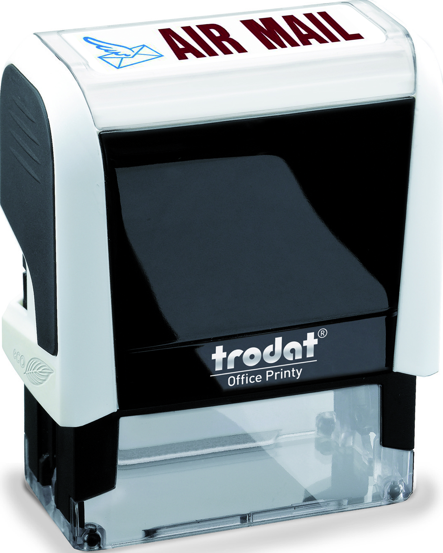 Trodat Office Printy 4912 White AIRMAIL