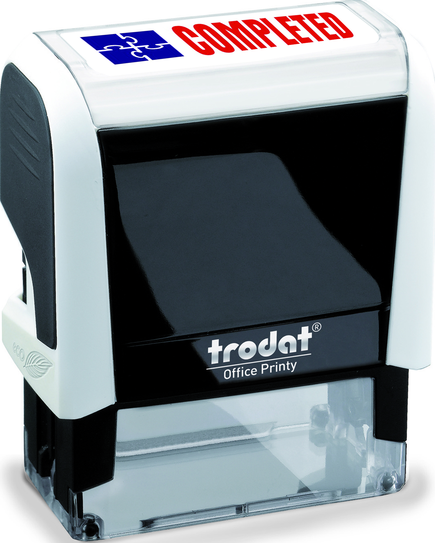 Trodat Office Printy 4912 White COMPLETED