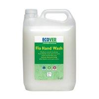 Ecover Flo Liquid Hand Soap 5 Litre Each 0604299