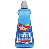 Finish 400ml Shine & Dry Rinse Aid (Pack of 2) KRCDSDRA400