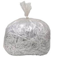 Polymax Long Refuse Sack 100gm Clear Packed 200 Ref 0859