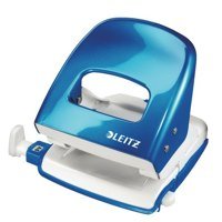 Leitz Hole Punch Nexxt WOW 30 Sheet Blue