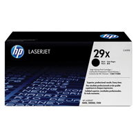 HP Laser Toner Cartridge Black Ref C4129X Each
