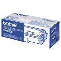 Brother Laser Toner Cartridge Black Ref TN6300 Each