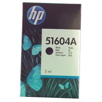HP No.40 Inkjet Cartridge 3ml Black Ref 51604A Each